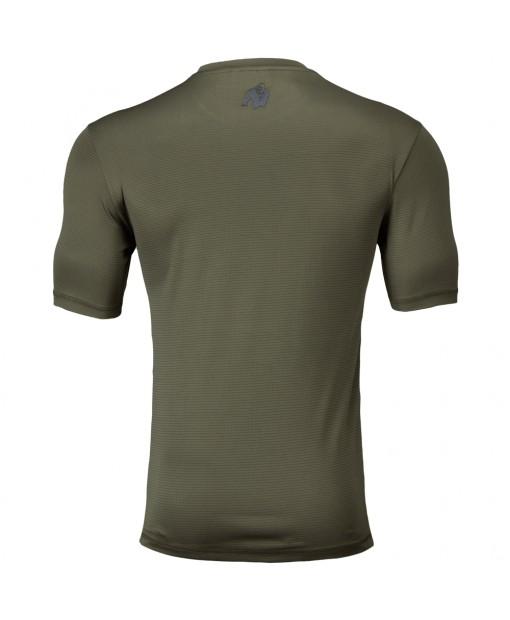 Футболка Branson T-shirt Army Green/Black