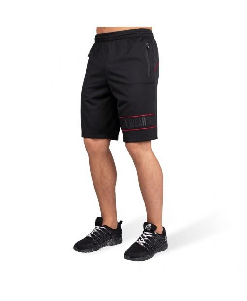 Шорты Branson Shorts Black/Red