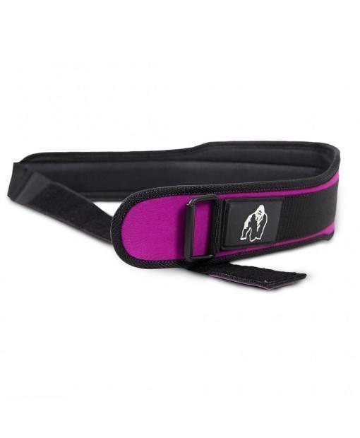 Пояс Women's Lifting Belt Black/Purple