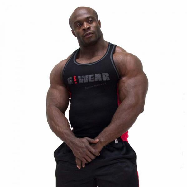 G!WEAR rib tanktop