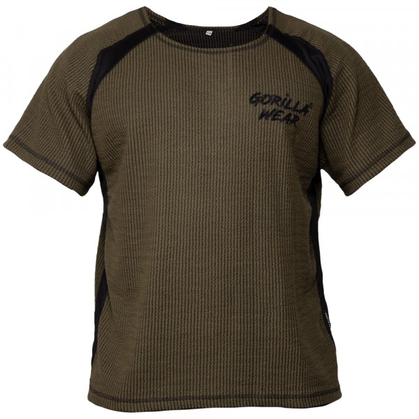 Augustine Old School Work Out Top