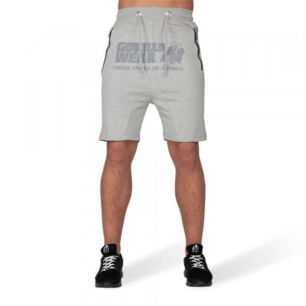 Alabama Drop Crotch Shorts