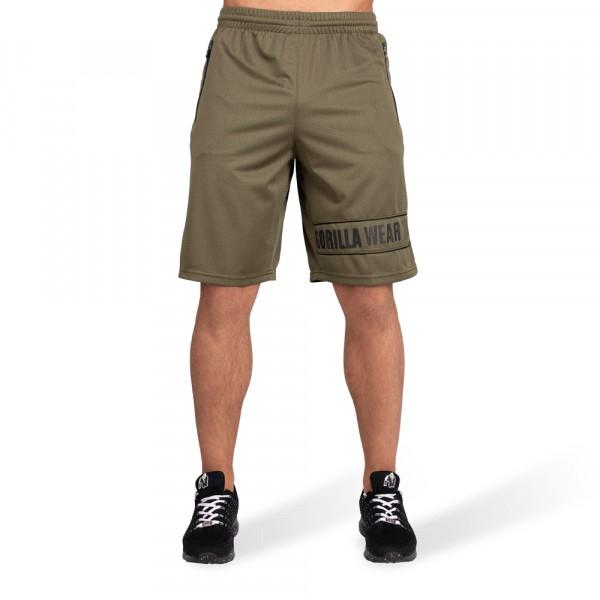 Шорты Branson Shorts Army Green/Black