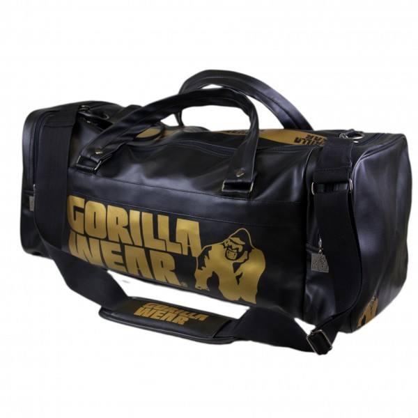 Gym Bag Gold Edition