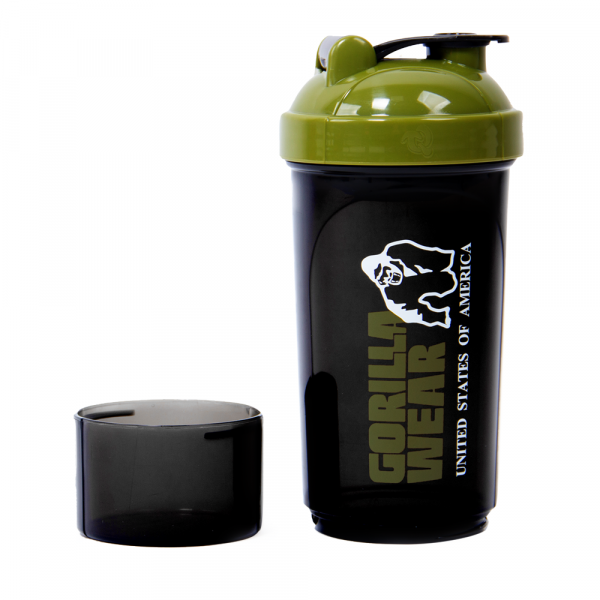 Shaker Compact Black/Army Green 4