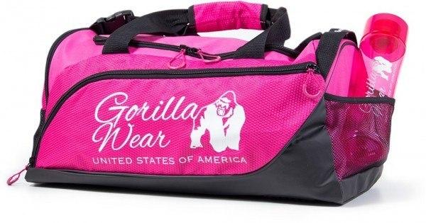 Сумка Santa Rosa Gym Bag Pink/Black